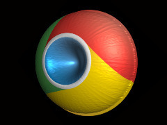 rotating chrome