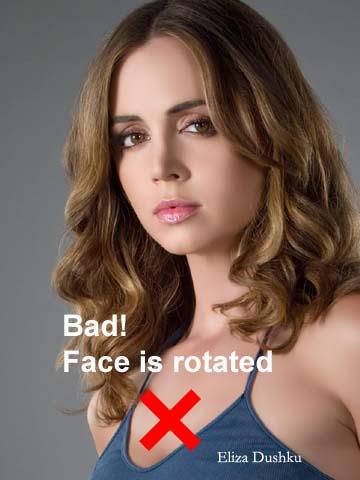 3D Face free online app