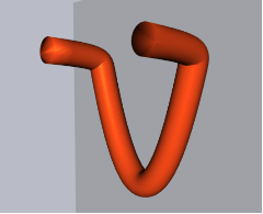 3D pipes sample: Changing t range