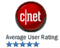 CNET rating