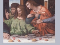 Last Supper Thomas by Ccruzme