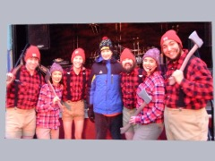 Lumberjacks by Danp
