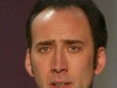 Nicolas Cage / Nicolas crazed! by Eureka