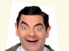 Mr.Bean by Naomi