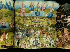 The Garden Of Earthly Delights by MindSpaceApocalypse