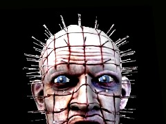 Pinhead by Mindspaceapocalypse
