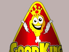 Good King 3d by Mcer2102