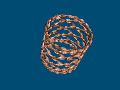 Turk's Head Knot by Math_curve