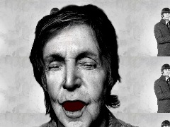 Paul McCartney by Barbosa