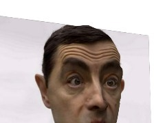 Mr Bean by Naomi