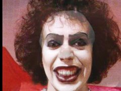 Tim Curry 1975 - Tim Curry 1990 by Stationsvakt