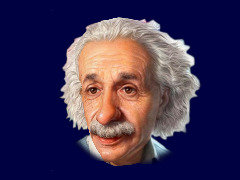 Einstein by Avatar