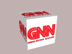GNN, the Gender Neutral Network Logo by Astronaut1