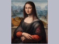Prado to Louvre Mona by Ccruzme
