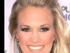 Carrie underwood / nancy o'dell by Eureka