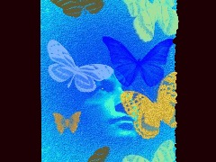 Paul jaisini butterflies gif by Remodernist