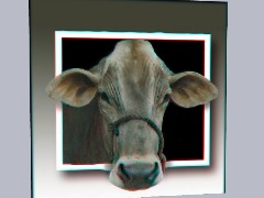 Cow 3d by Brand0222
