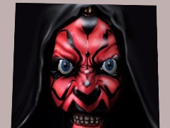 Darth Maul by MindSpaceApocalypse