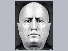 Mussolini by Gobbo