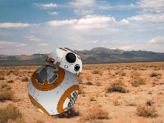 Starwars BB-8 by Alain