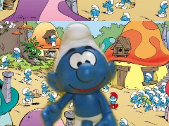 Smurf Singing by Doug14