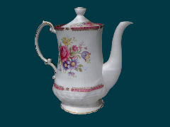English teapot by Alain