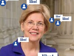 Elizabeth Warren by Seven