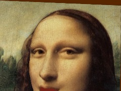 Monalisa Alive... by Alain
