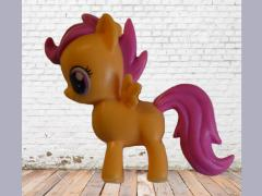 Scootaloo Walking by Kacper11pl