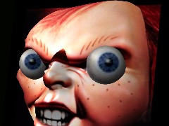 Cracked Out Chucky by Insainment