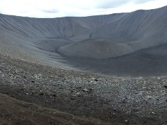 Iceland - Hverfjall Volcano by Chris