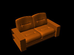 Sofa by Justin