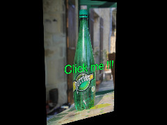 Perrier 3D by Chris