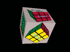 Cubes On Cube by Andreas