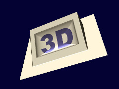 3D titles by Evangelist