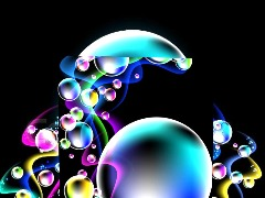Bubbles by Seven