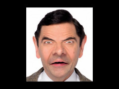 Mr Bean 2 by Naomi