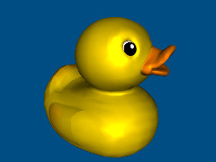 Duck by Justin