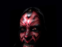 Starwars Sith 3D by Angela