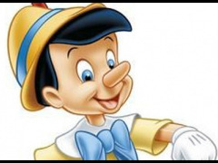 Pinocchio by Doug14