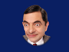 Mr Bean - Rowan Atkinson by Avatar