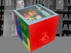 Paul jaisini art cube by Sexyartist
