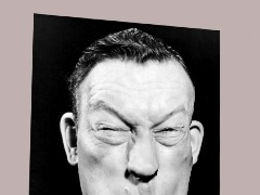 Fred Allen by Gerbino63