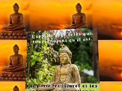 Citation De Bouddha by Dede06