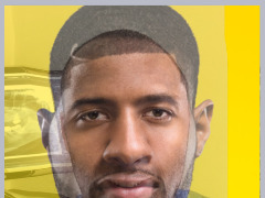 Sale paul george by Nikola