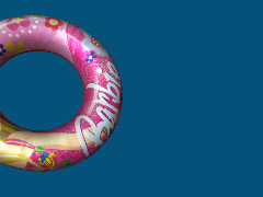 Barbie Buoy by Alain