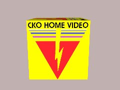CKO Radio Pictures Home Video by Astronaut1