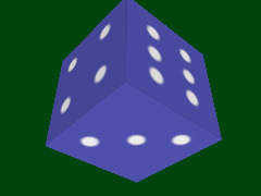 Dice by Andreas
