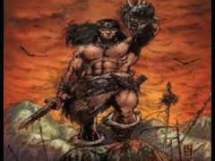 Conan by Martrice
