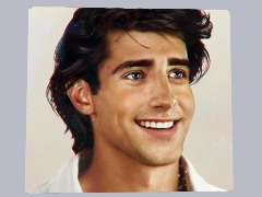 Prince Eric by Penloverfool